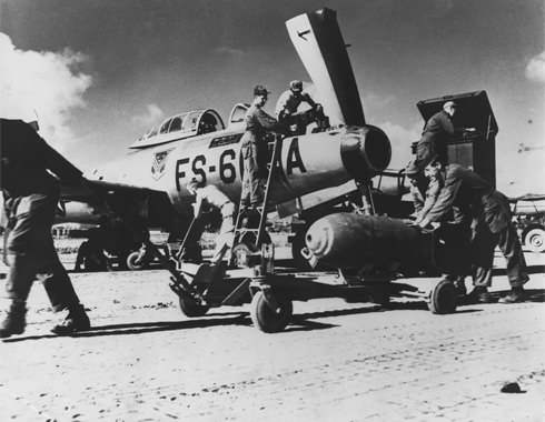 Air National Guard Mobilizes for the Korean War