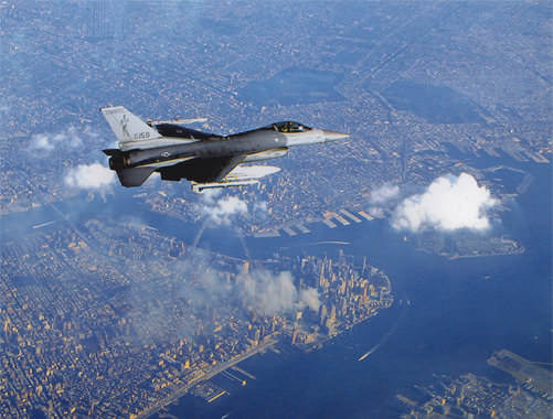 Air National Guard Responds to the 9/11 Terrorist Attacks