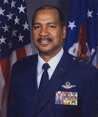 First African American Director for the Air National Guard